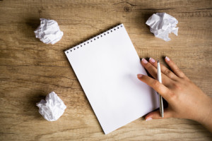 Four tips on how to create new story ideas