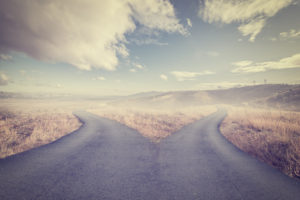 Follow the road less travelled